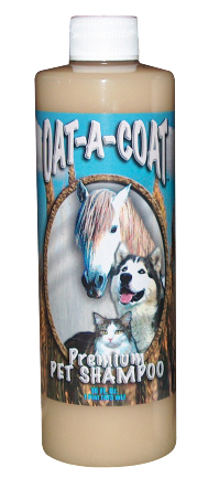 Oat-a-Coat Pet Shampoo, 1 Pint
