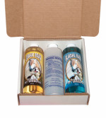 Pet Shampoo Gift Set<br>With Mixing Bottle
