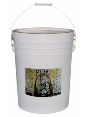 Sugar Soap; Pet Shampoo<br>(5 Gal Pail)